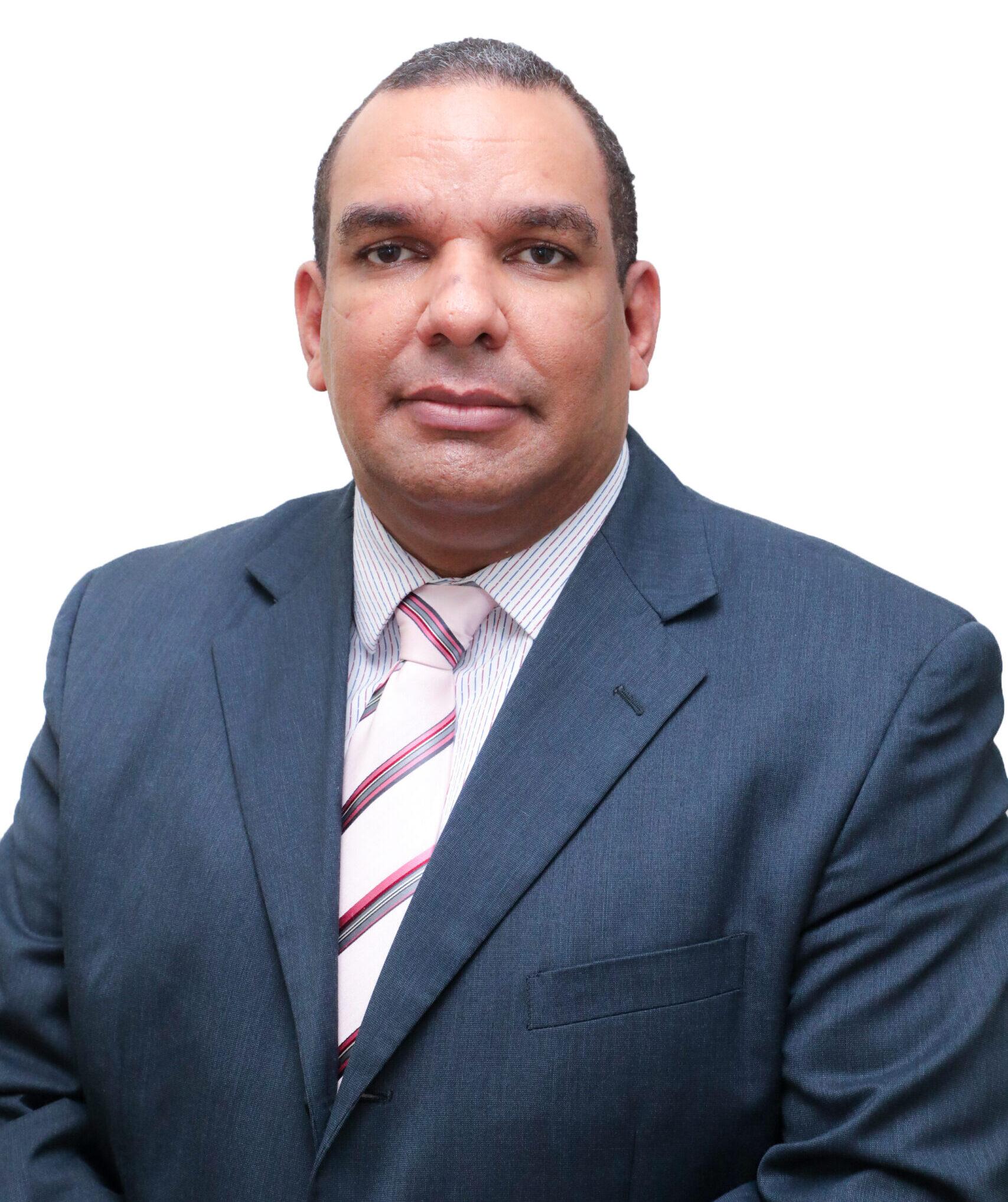 Edward Veras Director Ejecutivo de la CNE